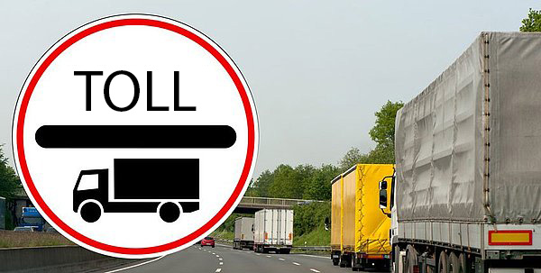 HGV toll in Germany