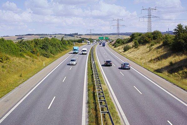 Autópályadíjak Dániában