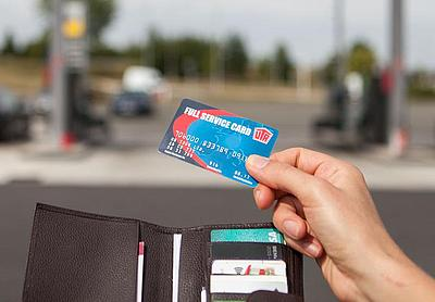 UTA Full Service Card - partners