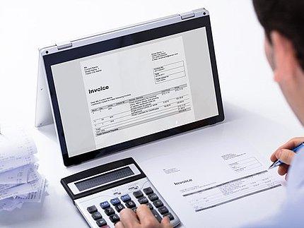 Servicio de facturación de UTA