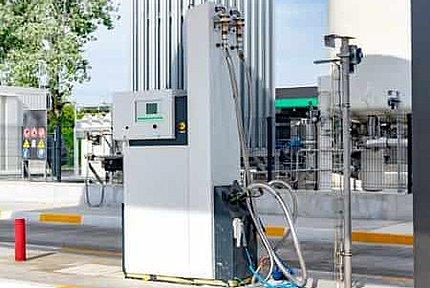 Gas natural licuado (LNG, por sus siglas en inglés)