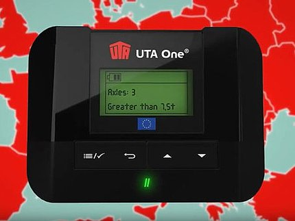 UTA One - Toll box for Europe from UTA