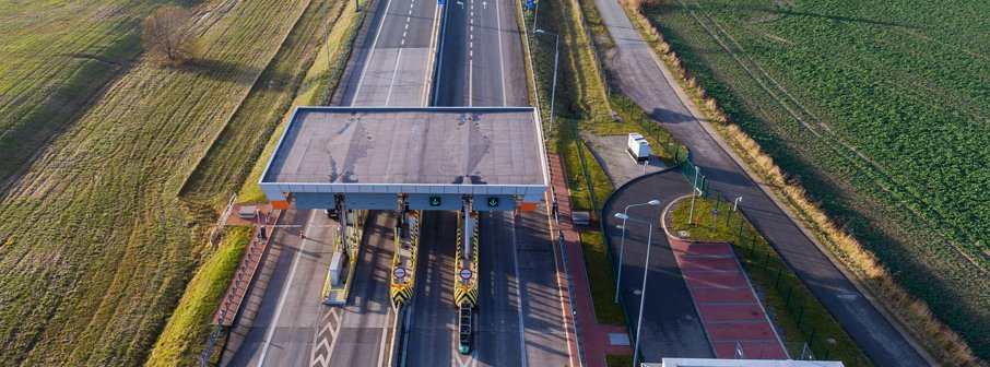 Tolls in Poland - without settling charges at the toll plaza