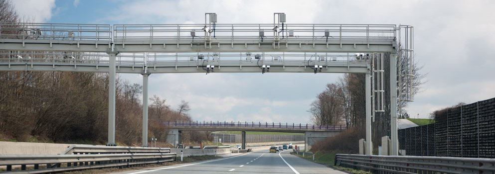 Toll settlement in Austria - without settling charges at the toll plaza