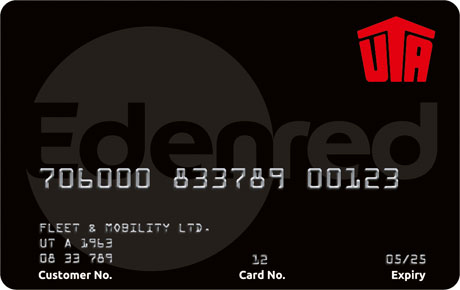 UTA Full Service Card - THE fuel card for companies