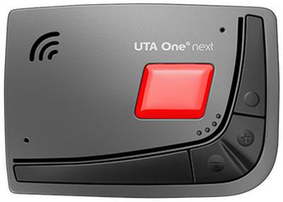 Vista en detalle de la unidad a bordo UTA One®