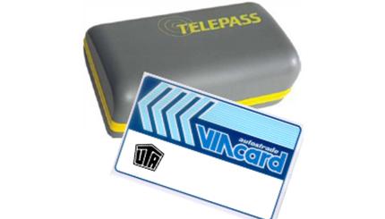 Használja a Telepass EU-t egy kártyával | UTA