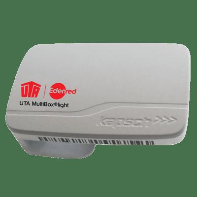 Illustration of theon-board unit - UTA MultiBox® light / light vario