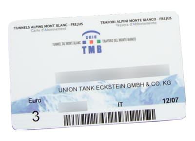 Karta TMB