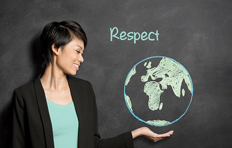 Respect: Our values at UTA